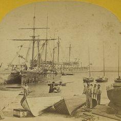 View In The Navy Yard, Ireland Island, Bermuda | par The Caribbean Photo Archive