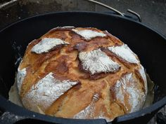 Kitchen Oven, Dutch Oven, Diy Food, French Toast, Grilling, Bbq, Bread, Snacks, Breakfast