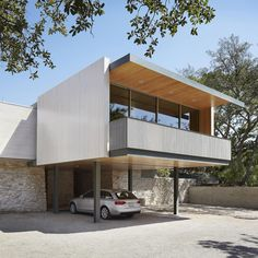 Balcones House by Pollen Architecture