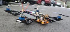 Introducing the Honey Badger! - DIY Drones