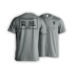 Copy of ISIS Hunting Permit - Light Grey - VanWear