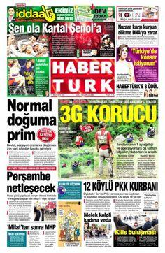 #20160517 #TürkiyeHABER #TURKEY #TurkeyTodayNEWSpapers20160517 Tuesday MAY 17 2016 http://en.kiosko.net/tr/2016-05-17/ + http://www.trthaber.com/foto-galeri/gazete-mansetleri-17-mayis-2016/10459/sayfa-10.html <+> #HaberTurk20160517