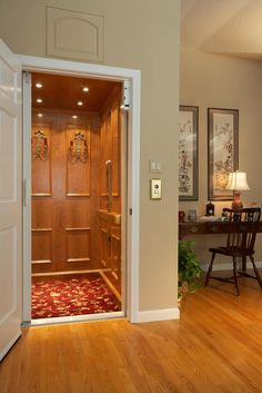 Home elevator - if we ever have a two-storey