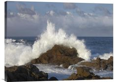 Buy Feng horizontal fine art photo Crashing waves at Garrapata State Beach, Big Sur, California by Tim Fitzharris, which is available for sale in our fine art seascape photos collection. This positive