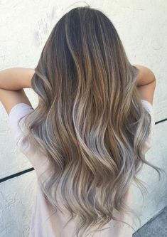 35 Balayage Hair Color Ideas with Blonde 2018