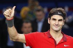 Roger Federer sest sérieusement blessé en donnant le bain à ses filles