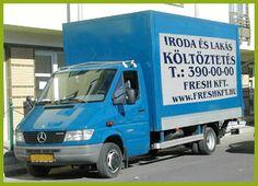 Fuvar rendelés, fuvarozás kedvező áron, árufuvarozás 5 tonnáig.
