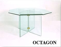 Superb Octagon Glass Table Tops