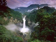 Ecuador Urlaub