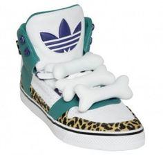 #JeremyScott x #Adidas, putting the #Flintstones on your kicks.