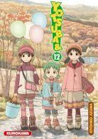 Yotsuba & ! est un manga comique créé par Kiyohiko Azuma. L'histoire dépeint les aventures quotidiennes d'une petite fille nommée Yotsuba qui découvre la vie et le monde qui l'entoure grâce à son père et ses amis. La version française est publiée chez Kurokawa, et douze tomes sont sortis jusqu'à présent. Tout public
