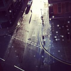 Sunshine after a hail storm at Burberry, Horseferry House in #London 14°C | 57° #BurberryWeather