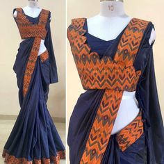 Shop Silk Sarees with Worldwide Shipping Saree Jacket Designs, Saree Blouse Neck Designs, Fancy Blouse Designs, Latest Saree Blouse, Wedding Lehenga Designs, Sari Bluse, Stylish Blouse Design, Designer Blouse Patterns, Blouse Models