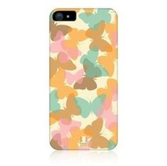 Don't leave your iPhone 5 or 5S all vulnerable, and encase it with this lineup of Head Case Designs that features Butterfly Translucencies!