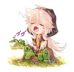 Atticus, Otaku, Fanart, Albedo, Cute Anime Character, Cute Wallpapers, Kawaii Anime, Game Art, Anime Characters