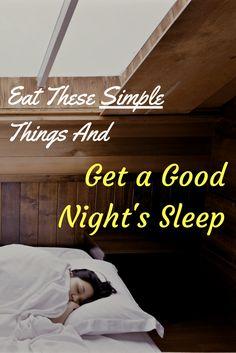 Sleep and food hacks