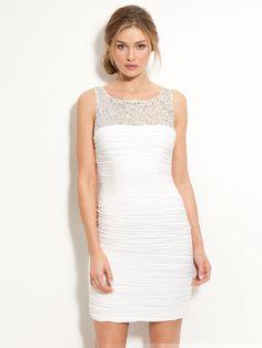 Dana-Vestido de Noiva em Cetim tecido elástico - dresseshop.pt