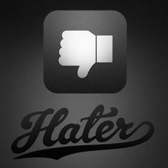 HATER! Gefällt mir nicht, Dislike & -1 als iPhone App! - http://apfeleimer.de/2013/03/hater-gefaellt-mir-nicht-dislike-1-als-iphone-app