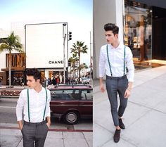 Gian Maria S. - CHANEL - LOS ANGELES