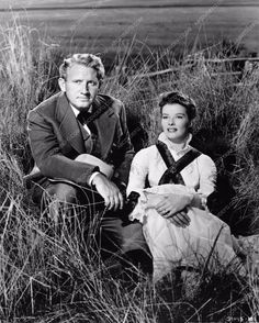 photo Spencer Tracy Katharine Hepburn film Sea of Grass 735-04