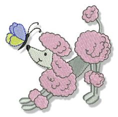 Embroidery | Free Machine Embroidery Designs | Bunnycup Embroidery | Paris Diva