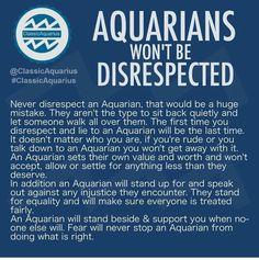 Me aquarius :)