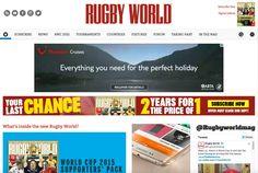 Thomson Cruises on Rugbyworld.com