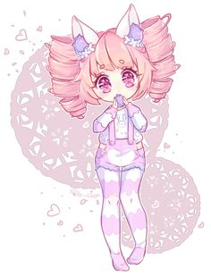 Chibi-Sketch style commission for Thank you for commissioning me dear! Manga Cute, Cute Anime Chibi, Kawaii Chibi, Cute Anime Pics, Kawaii Art, Kawaii Anime Girl, Chibi Characters, Manga Drawing, Character Design Inspiration