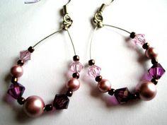 Swarovski Romantic Earrings