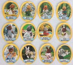 Sylvanian Families Vintage Tomy Family Album Stickers Lot of 12 Sylvanian Families, Family Album, Fairy Gardens, Childhood Memories, Nostalgia, Decorative Plates, Miniatures, Printables, Stickers