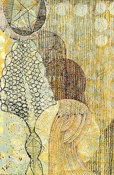 Eva Isaksen - Works on Canvas - Lineage