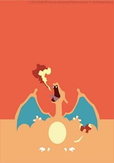 Geekologie Reader's Minimalistic Pokémons | Geekologie