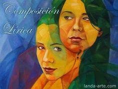 Dos retratos en un cuadro, pintura acrílica y óleo. Para el día internacional de la mujer.