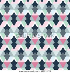 Creative abstract geometric hipster background pattern in vector. Hipster Chevron Fashion wallpaper bright colored print design .Pop art rug