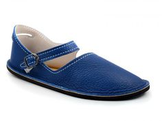 Blue Mary Jane Shoes for Women