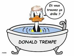 Hillary Clinton battue par Donald Trump Donald trempe les USA  Et vous trouvez ça drôle ! Et ce n'est pas un poisson d'avril ! And the winner is ... And the winner is ... Et le gagnant est ... Donald Trump, un fou de la prétention Quelle est la différence...