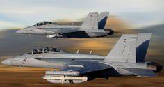 Super Hornet. Foto: Boeing