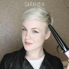 "8,074 Likes, 127 Comments - Sarah H. (@sarahb.h) on Instagram: ""Testing out the Plugged-in mini travel sized curling wand today. I saw this at @sallybeauty for…"""