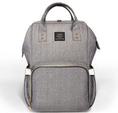 Luxury Travel Diaper Bag