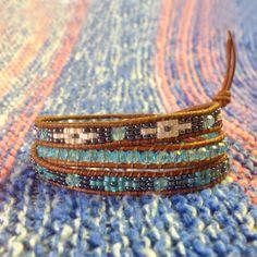 Women's 3-Wrap Bracelet by Bracelets For Me