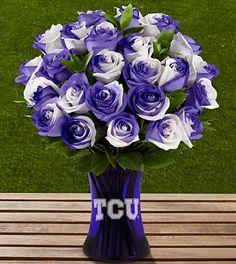 TCU flower + vase :)