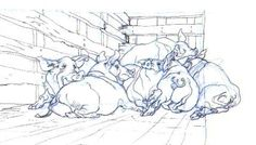 pigs- claire wendling