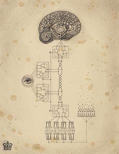Soul of Science by Daniel Martin Diaz 3