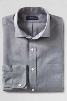 Men's Tailored Fit Limited Edition Spread Collar Shirt from Lands' End
