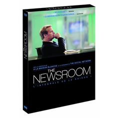 THE NEWSROOM : Saison 1 - Greg Mottola - DVD