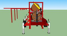 Build it Yourself Firewood Processor Design Plans with Basic Information On Fabrication Components and Materials