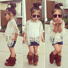 There is a little hippie in all of us lol too cute