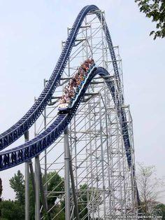 Millennium Force -- Cedar Point
