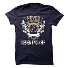 I Love I Am ADesign Engineer T-Shirts