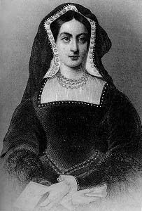 """She was the last child of Ferdinand of Aragon, king of Spain and Isabella, queen of Castile (together known as the """"Catholic Kings"""")"""
